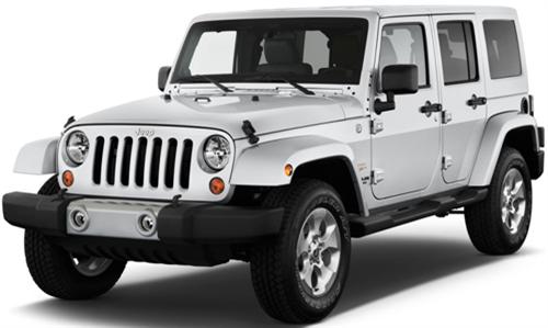 2018 Jeep Wrangler JK UNLIMITED SPORT 4X4 Lease Offer In St. Louis