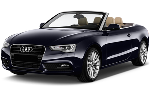 2015 Audi S5 Cabriolet lease offer in Chicago