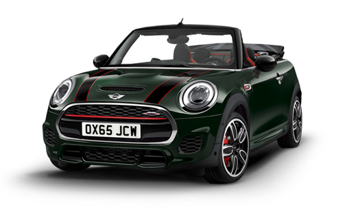 2019 Mini Cooper Convertible National Lease Offer