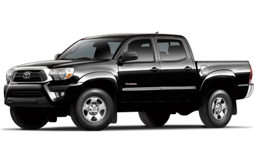 2015 Toyota Tacoma Lease Offer In Los Angeles