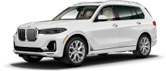 2020 BMW X7 lease special in Cleveland