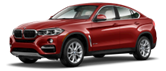 2019 BMW X6 lease special in San Diego