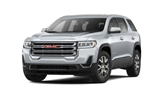 2020 GMC Acadia lease special in New York City