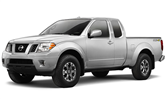 2019 Nissan Frontier lease special in Charlotte