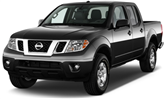 2014 Nissan Frontier lease special in Detroit