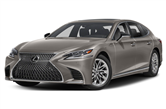 2019 Lexus LS 500 lease special in New York City