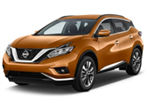 2016 Nissan Murano lease special in Kansas City