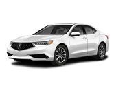 2020 Acura TLX lease special in Houston
