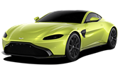 2020 Aston Martin Vantage lease special in Oklahoma City