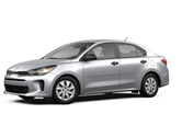 2019 Kia Rio lease special in Charleston