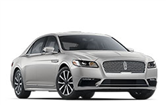 2019 Lincoln Continental lease special in New York City