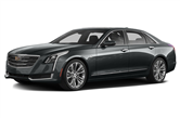 2018 Cadillac CT6 lease special in Boise