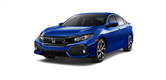 2019 Honda Civic lease special in Seattle