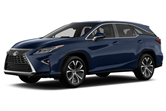 2019 Lexus RX 350 lease special in New York City
