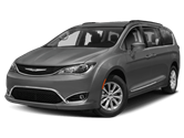 2020 Chrysler Pacifica lease special in Boston