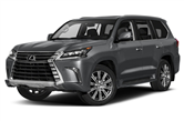 2019 Lexus LX 570 lease special in New York City