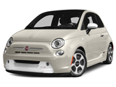 2019 Fiat 500e lease special in New York City