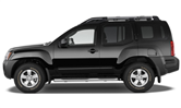 2015 Nissan Xterra lease special in Detroit