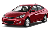 2015 Hyundai Accent lease special