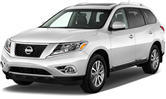 2016 Nissan Pathfinder lease special in Kansas City