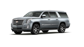 2019 Cadillac Escalade ESV lease special in New York City