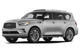 2019 Infiniti QX80 lease special in Miami