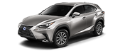 2020 Lexus NX 300h lease special in Omaha