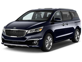 2019 Kia Sedona lease special in Charleston