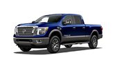 2017 Nissan Titan lease special in Detroit
