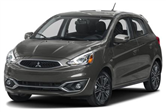 2019 Mitsubishi Mirage lease special in Portland