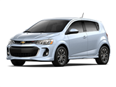2019 Chevrolet Sonic lease special in Miami