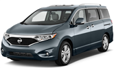 2015 Nissan Quest lease special in Detroit