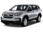 2020 Honda Pilot lease special in Columbus