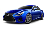 2019 Lexus RC F lease special in New York City