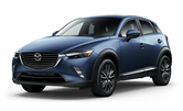 2019 Mazda CX-3 lease special in New York City