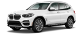 2020 BMW X3 lease special in Cleveland