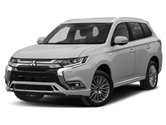 2019 Mitsubishi Outlander lease special in Charlotte