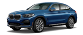2020 BMW X4 lease special in Cleveland