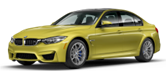 2018 BMW M3 lease special
