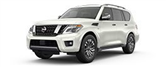 2019 Nissan Armada lease special in Charlotte