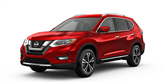 2017 Nissan Rogue lease special in Kansas City