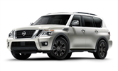 2017 Nissan Armada lease special in Detroit