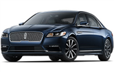 2019 Lincoln Continental lease special in Honolulu