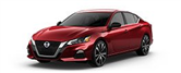 2019 Nissan Altima lease special in Charlotte