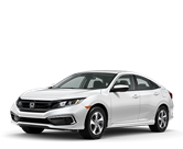 2020 Honda Civic lease special in Columbus