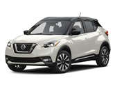 2019 Nissan Kicks lease special in Charlotte
