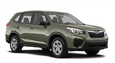 2020 Subaru Forester lease special in Washington DC