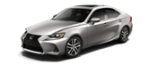 2019 Lexus IS 300 lease special in Nashville