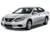 2017 Nissan Altima lease special in Kansas City