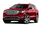 2019 GMC Acadia lease special in Miami